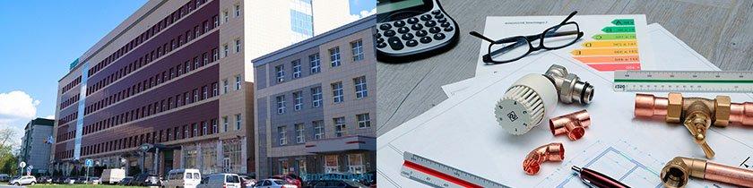 Енергоаудит будівель і розрахунок