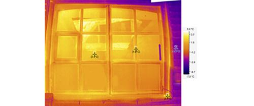 теплопотери дома через окна
