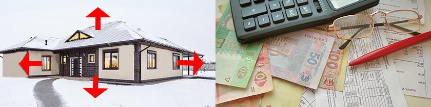 Энергоаудит частного дома и места теплопотерь