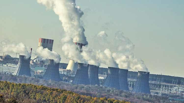 фото атомная станция