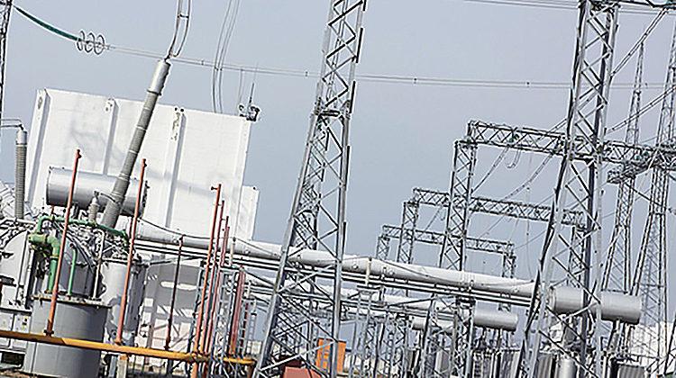 фото трансформатора на подстанции