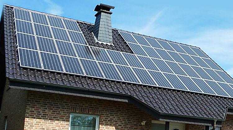 фото солнечная станция как частная поставка электроэнергии в сеть