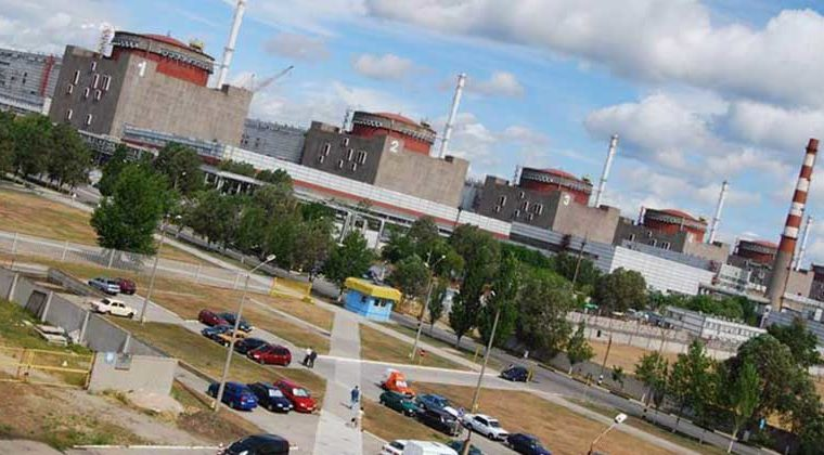 фото Запорожская АЭС