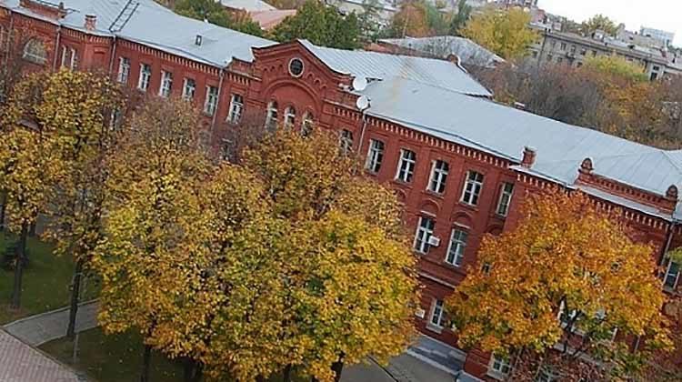 фото харьковский политехнический институт