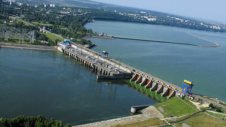 фото Кременчугская ГЭС