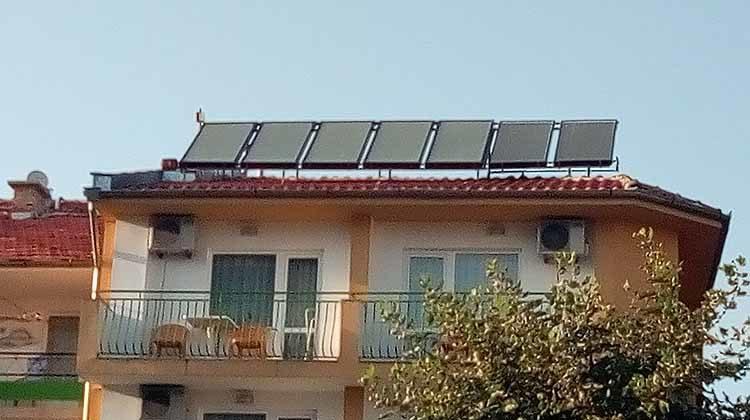 фото частная солнечная станция