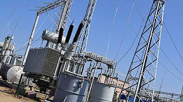 фото электромонтажные работы на подстанции Березань
