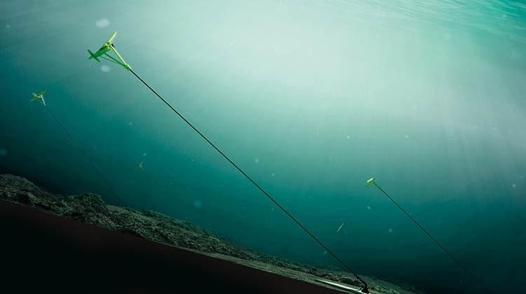 фото прототип генерации под водой