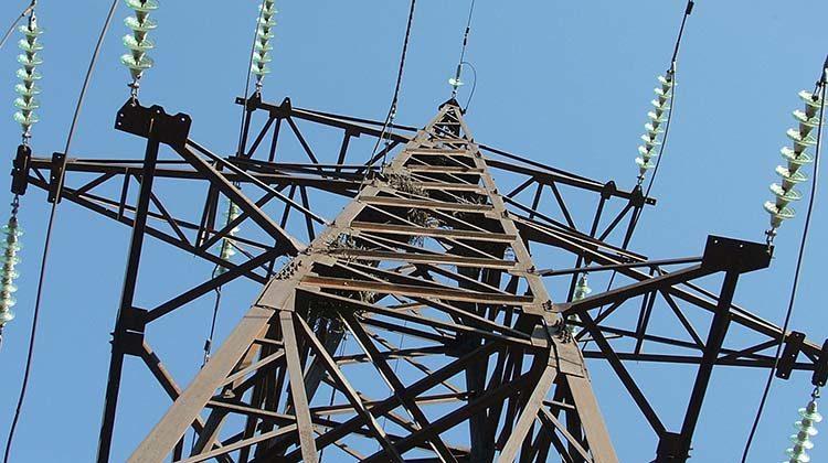 фото поставка электроэнергии по ЛЭП