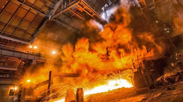 фото металлургическое предприятие