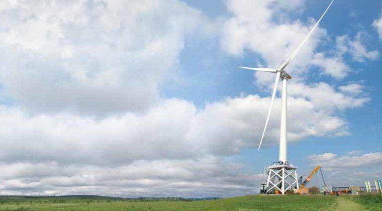 фото электромонтажные работы по подключению ветряка