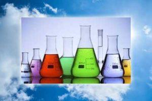 Хімічні речовини в повітрі