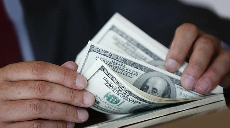 фото деньги на уличное освещение