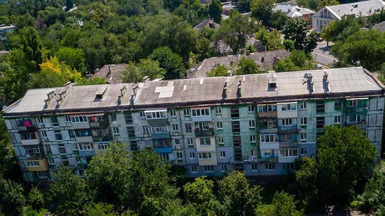 фото реновация жилья