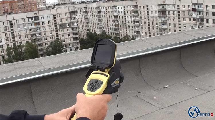 Энергетический анализ крыши