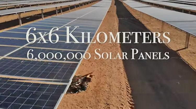 фото поставка электроэнергии от солнечных батарей
