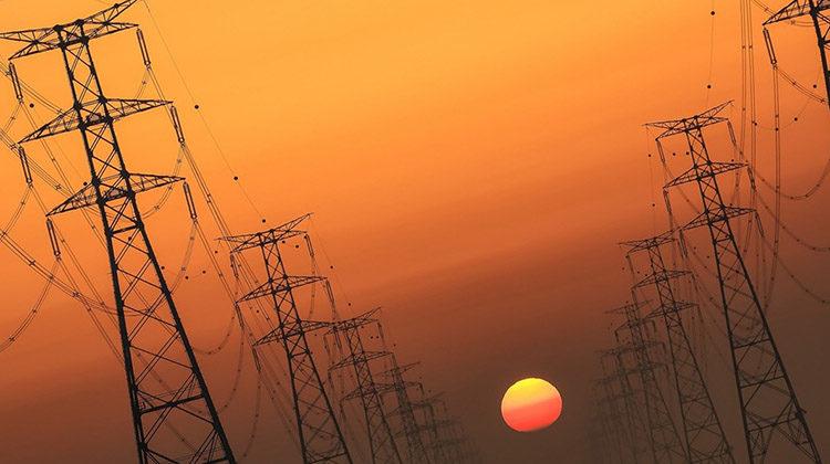 фото поставка электроэнергии из Беларуси
