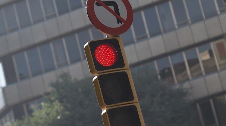 фото сигнал светофора