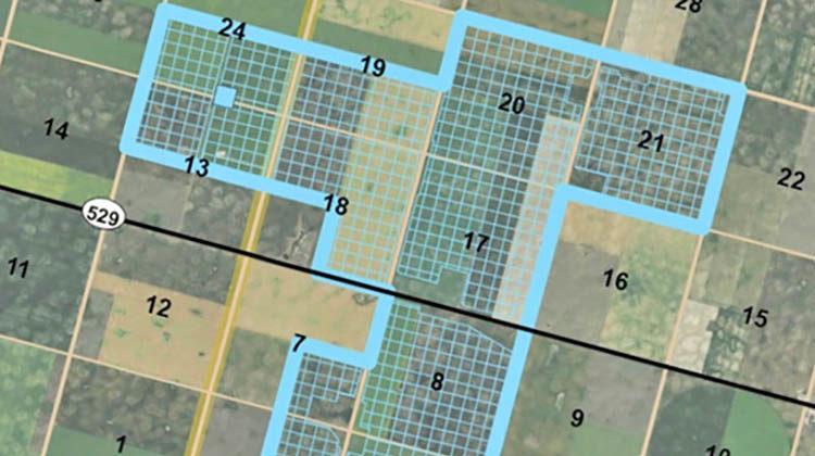 фото план солярной станции
