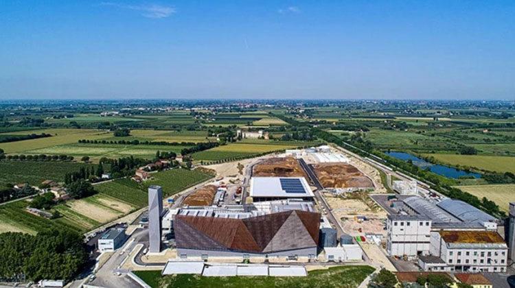 фото завод по производству электроэнергии из биотоплива