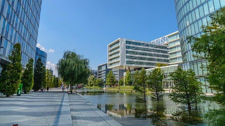 фото гелиостанции в Вене