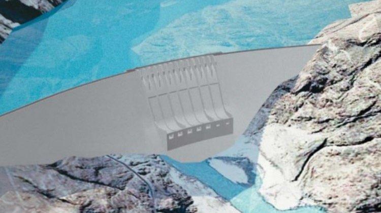 фото проект ГЭС в Пакистане
