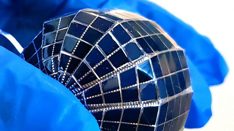 фото сферические солнечные панели
