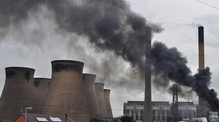 фото угольная электростанция
