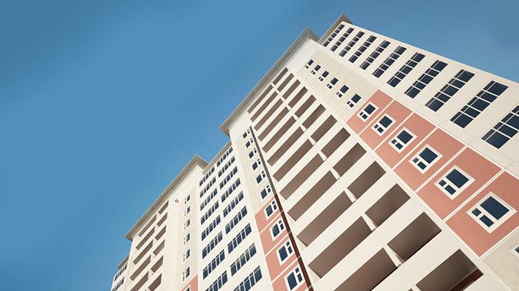 фото электроэнергия для много квартирных домов
