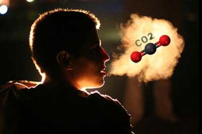 Вуглекислий газ. Дихання