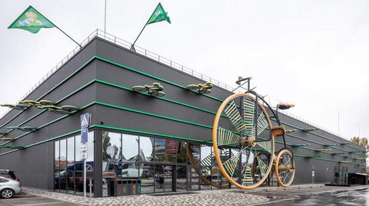фото зеленое сильпо