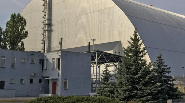 фото генерация в Чернобыльской зоне