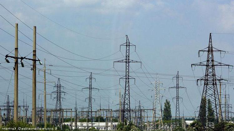 фото электроэнергия из РФ
