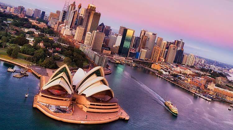 фото СЭС в Австралии
