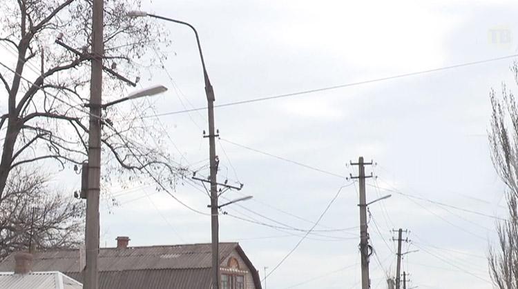 фото новые фонари в селах