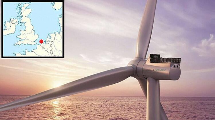 фото Бельгия строит энергоостров
