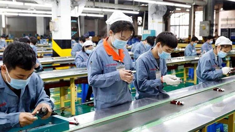 фото в Китае не хватает электроэнергии